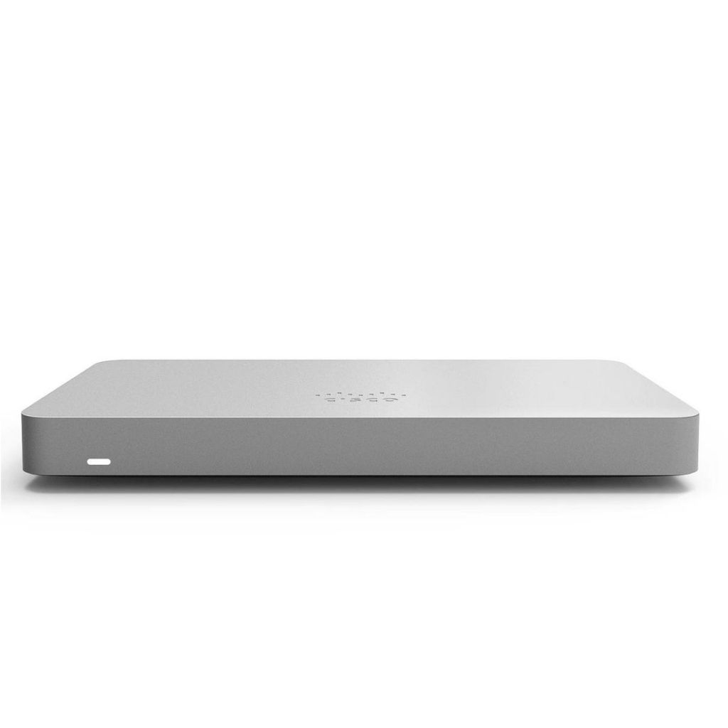 Meraki MX64 Router/Security Appliance + 1 Año Soporte y Licencia enterprise