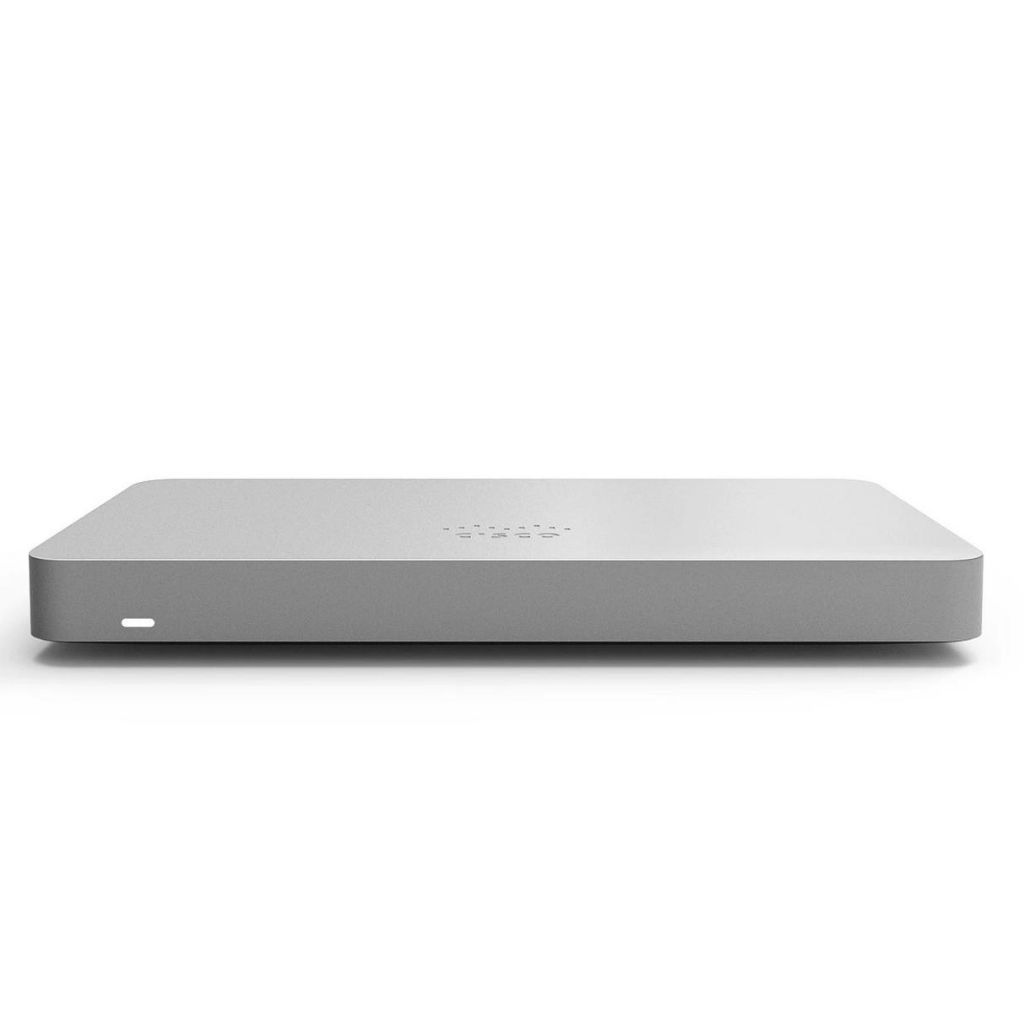 Meraki MX67 Router/Security Appliance + 1 Año Soporte y Licencia enterprise